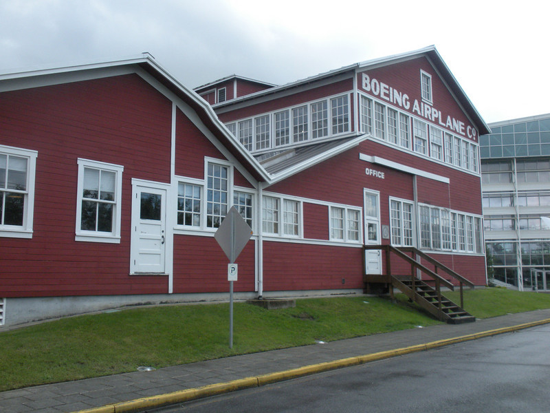 Original Boeing factory