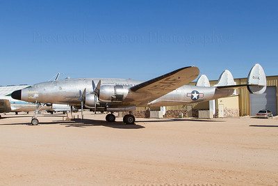 48-0164. Lockheed VC-121A Constellation. USAF. Pima Air and Space Museum. 220512.