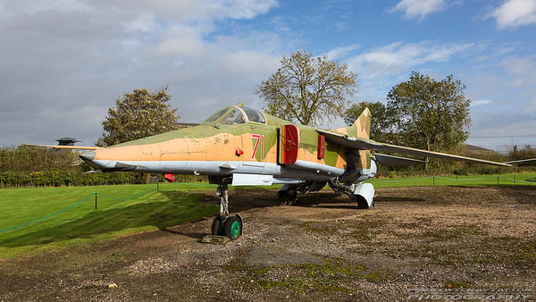 71. Mikoyan-Gurevich - MiG-27. Russian Air Force. Newark. 211017.