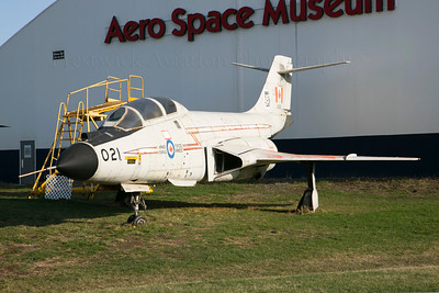 101021. McDonnell Douglas CF-101B Voodoo. Canadian Air Force. Calgary. 080514.