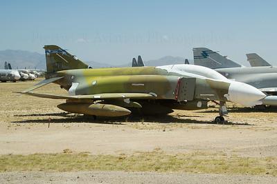 63-7711. McDonnell F-4C Phantom II. USAF. Davis Monthan. 210512.