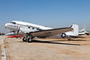 015579. Douglas VC-47A Skytrain. California Air Guard. March AFB Museum. 160909.