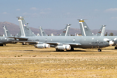 59-1457. Boeing KC-135E Stratotanker. USAF. Davis Monthan. 210513.