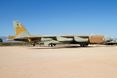 58-0183. Boeing B-52G Stratofortress. USAF. Pima Air and Space Museum. 220512.