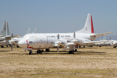 148889. Lockheed NP-3D Orion. US Navy. Davis Monthan. 210512.