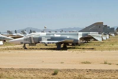 65-0868. McDonnell RF-4C Phantom II. USAF. Davis Monthan. 210512.