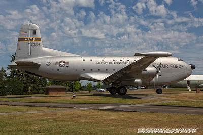 52-0994. Douglas C-124C Globemaster II. USAF. McChord AFB. 130516.