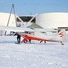 Georgian Bay Airways `CF-LAI on skis