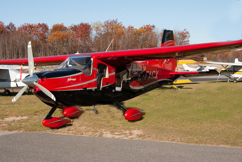Bush Hawk  Built buy Found Air-craft company