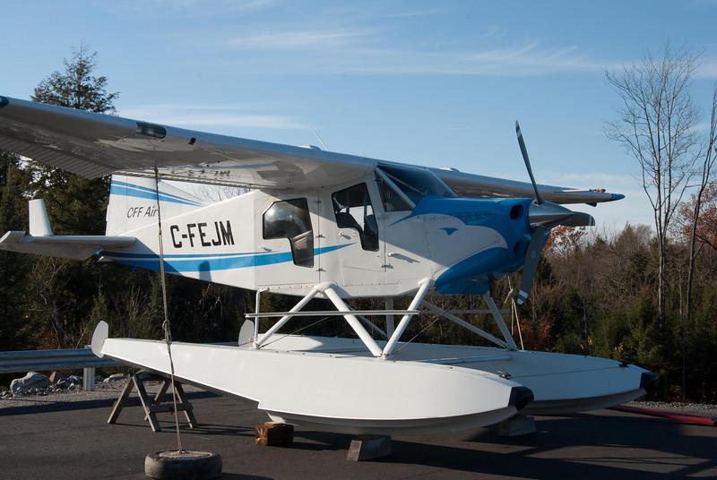 Bush Hawk ,Built buy Found Air-Craft Company
