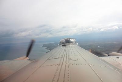 Mynarski's Lancaster Flight