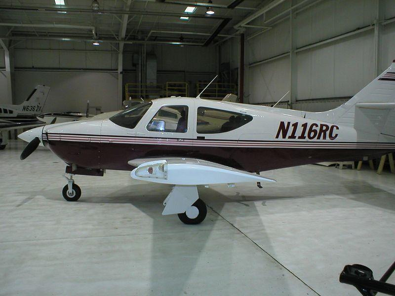 N116RC Left side