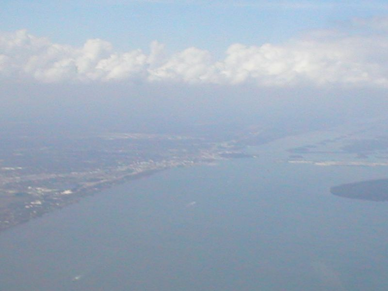 Approaching Florida coast KFPR