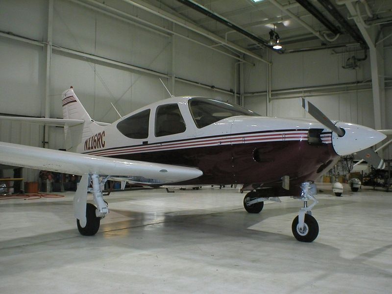 N116RC Right Front