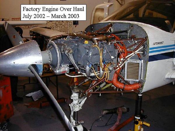 Engine Over haul