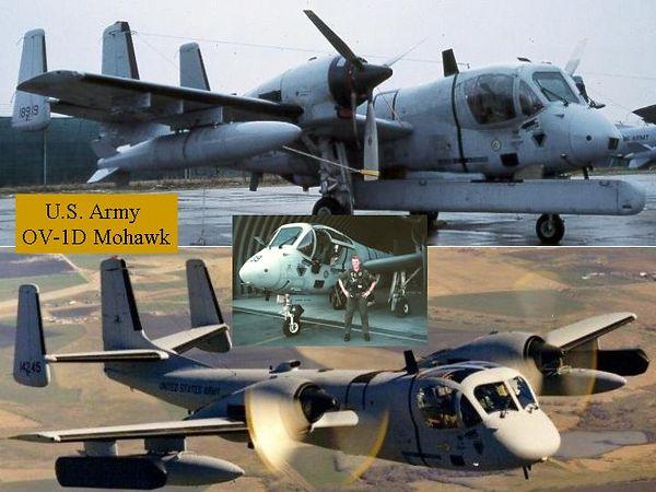 Mohawk motage