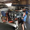 Engine going back in after major overhaul by CustomAirmotive 7/16