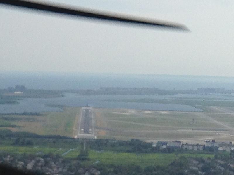 JFK 22L Approach