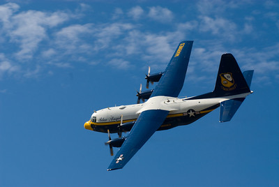 C-130 Hercules Fat Albert