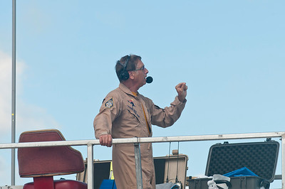 Rob Reider, Air Show announcer