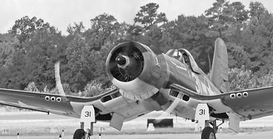 Vought FG1-D Corsair from VF-17 (Black Sheep squadron)