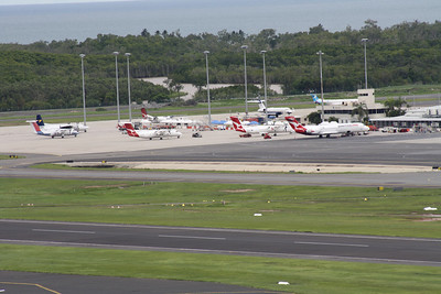 CAIRNS AIRPORT NORTH END