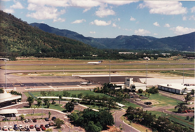 CAIRNS CONTROL TOWER