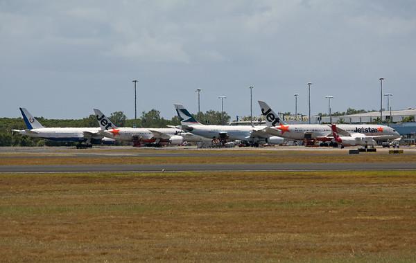 CAIRNS AIRPORT OCTOBER 2014