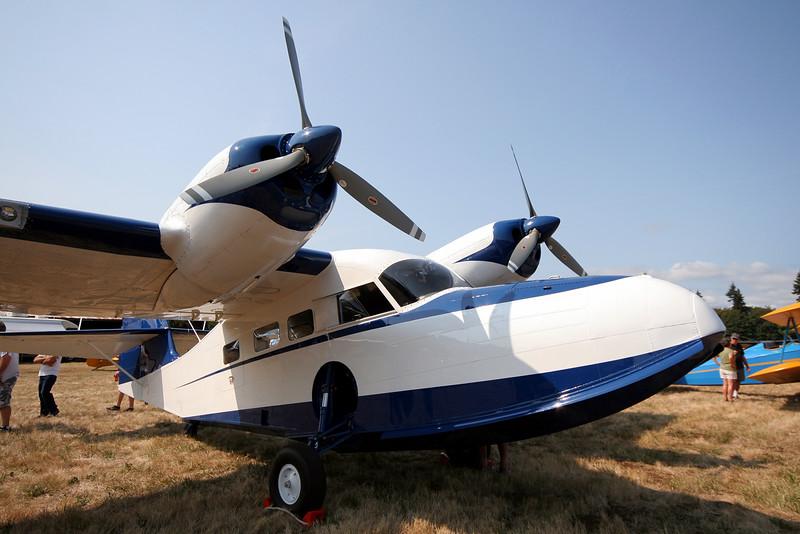 N701J<br /> Grumman G-44 Widgeon<br /> C/N 1373
