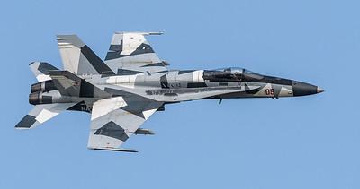 """F/A-18 Hornet from VFC-12 """"Fighting Omars"""""""
