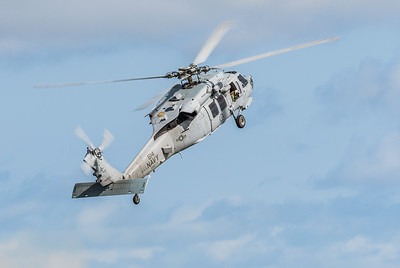 """MH-60S Seahawk from Helicopter Sea Combat (HSC)-7 """"DUSTY DOGS"""""""