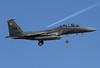 USA - Air Force McDonnell Douglas F-15E Strike Eagle Las Vegas - Nellis AFB (LSV / KLSV) USA - Nevada, November 13, 2012 Reg: 90-0256 Code: WA Cn: 1194/E158