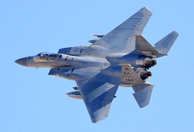 USA - Air Force McDonnell Douglas F-15C Eagle MSN: 504/C050  78-0517  WA  Las Vegas - Nellis AFB (LSV / KLSV)  Nevada  USA  November 5, 2018