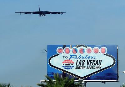 Nellis AFB, Las Vegas, Nevada, USA