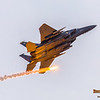 F-15 flare launch @ Nellis AFB.  Las Vegas, Nevada