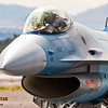 F-16 Fighting Falcon @ Nellis AFB.  Las Vegas, Nevada