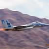 F-15 Eagle afterburners @ Nellis AFB.  Las Vegas, Nevada