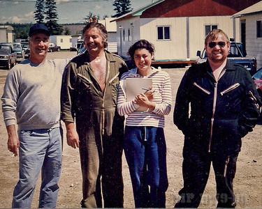 Rick Shelala, John Gomany, sorry can't remember, Bob McKinnon