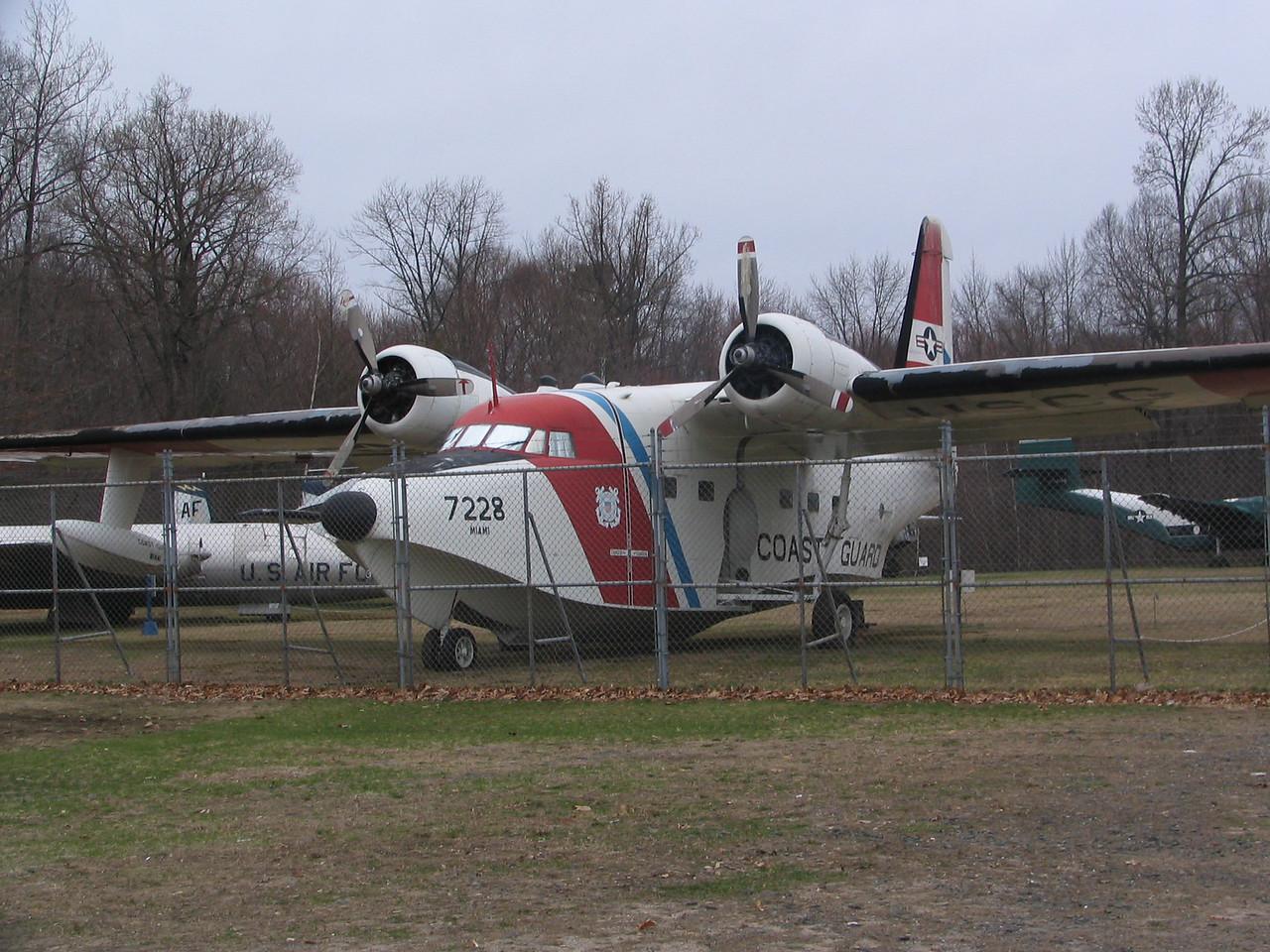 Grumman HU-16E Albatross