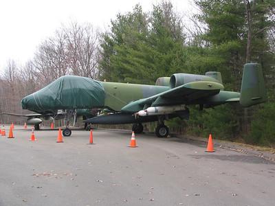 Fairchild-Republic A-10 Thunderbolt II 'Warthog'
