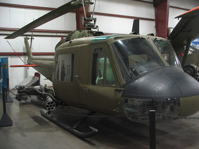 Bell UH-1 Huey helicopter