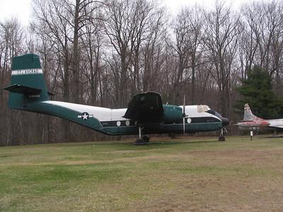 DeHavilland Caribou C-7A