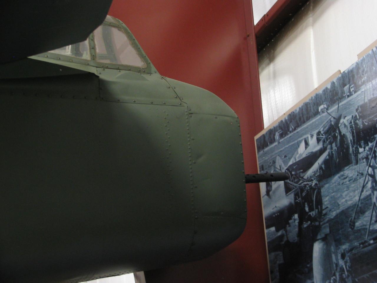 North American B-25H Mitchell tail-gun