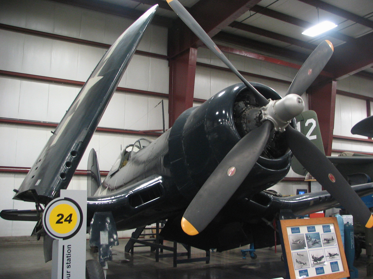 Vought XF4U-4 Corsair