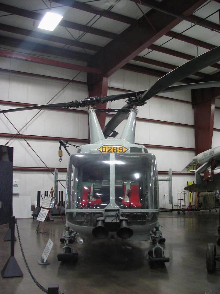 Kaman HH-43F Huskie