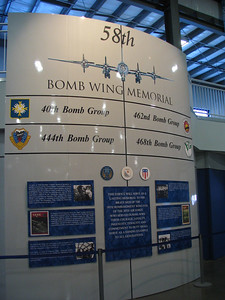 Boeing B-29 Superfortress, 58th Bomb Wing memorial