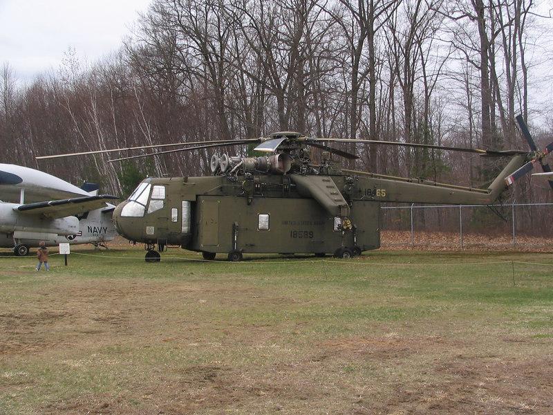 Sikorsky CH-54B Skycrane