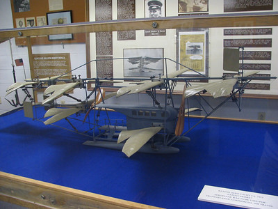 Batson Aero Yacht, c. 1912. This plane was designed as a trans-Atlantic aircraft.