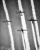 North American Aviation T-6 Texan - Oshkosh Air Show - Oshkosh, Wisconsin - Photo Taken: August 2, 2014