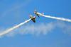 North American Aviation SNJ-2 Texan - Geico Skytypers - Oshkosh Air Show - Oshkosh, Wisconsin - Photo Taken: August 2, 2014